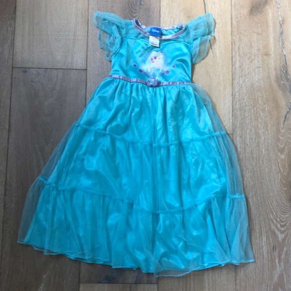 Disney Elsa nightgown